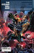 Aquaman War for the Throne TPB (2018 DC) 1WALN-1ST