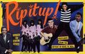 Rip It Up! Postcards from the Heyday of Rock N' Roll SC (1989 Pantheon) 1-1ST