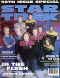 Star Trek Monthly (1995-2006 Titan) UK Magazine 50