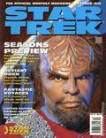 Star Trek Monthly (1995-2006 Titan) UK Magazine 20