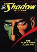 Shadow Aug 1933 Replica SC (2002 Adventure House) The Black Hush 1-1ST