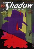 Shadow Jun 1933 Replica SC (2002 Adventure House) The Red Blot 1-1ST