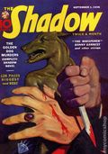 Shadow Sep 1938 Replica SC (2002 Adventure House) The Golden Dog Murders 1-1ST
