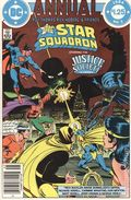 All Star Squadron (1982) Annual 3