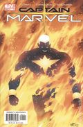 Captain Marvel (2002 5th Series Marvel) 1A