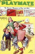 Children's Playmate Magazine (1929 A.R. Mueller) Vol. 27 #10