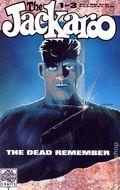 Jackaroo (1989 Cyclone Comics) 1