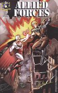 Allied Forces (2011 Sunday Knight Comics) 1