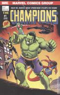 Champions (2016-2019 Marvel 2nd Series) 1DF.A