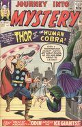 Thor (1962-1996 1st Series) UK Edition 98UK