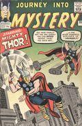 Thor (1962-1996 1st Series) UK Edition 95UK