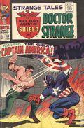 Strange Tales (1951-1976 1st Series) UK Edition 159UK