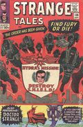 Strange Tales (1951-1976 1st Series) UK Edition 136UK
