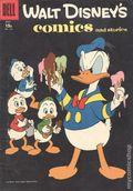 Walt Disney's Comics and Stories (1940 Dell/Gold Key/Gladstone) 214-15C