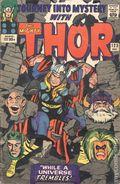 Thor (1962-1996 1st Series) UK Edition 123UK