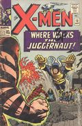 Uncanny X-Men (1963 1st Series) UK Edition 13UK