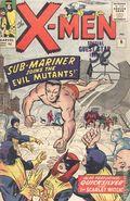 Uncanny X-Men (1963 1st Series) UK Edition 6UK