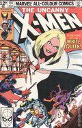 Uncanny X-Men (1963 1st Series) UK Edition 131UK