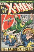 Uncanny X-Men (1963 1st Series) UK Edition 76UK