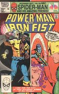 Power Man and Iron Fist (1972) UK Edition 76UK