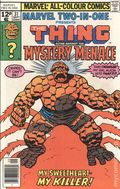 Marvel Two-in-One (1974 1st Series) UK Edition 31UK