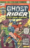 Ghost Rider (1973 1st Series) UK Edition 17UK