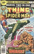 Marvel Two-in-One (1974 1st Series) UK Edition 17UK