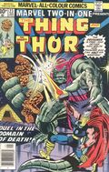 Marvel Two-in-One (1974 1st Series) UK Edition 23UK