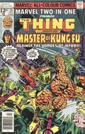 Marvel Two-in-One (1974 1st Series) UK Edition 29UK