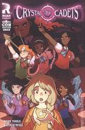 Crystal Cadets Comic Con Exclusive (2015 Lion Forge) 0