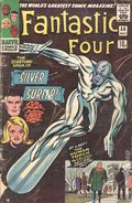 Fantastic Four (1961 1st Series) UK Edition 50UK