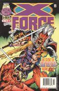 X-Force (1991 1st Series) 59N