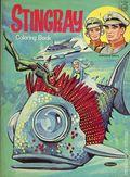 Stingray Coloring Book SC (1966 Whitman) 1133