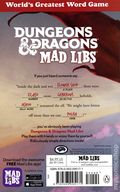 Dungeons and Dragons Mad Libs SC (2020 Random House) 1-1ST