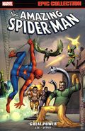 Amazing Spider-Man Great Power TPB (2020 Marvel) Epic Collection 2nd Edition 1-1ST