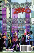 Category Zero TPB (2020 Scout Comics) 1-1ST