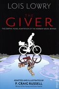 Giver GN (2020 Houghton Mifflin) The Graphic Novel Adaptation 1-1ST