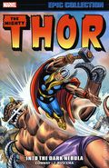 Thor Into the Dark Nebula TPB (2020 Marvel) Epic Collection 1-1ST