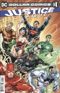 Dollar Comics Justice League 2011 (2020 DC) 1