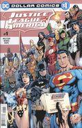 Dollar Comics Justice League of America 2006 (2020 DC) 1