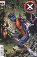 Giant Size X-Men Nightcrawler (2020 Marvel) 1A