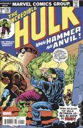 Incredible Hulk Facsimile Edition (2019 Marvel) 182
