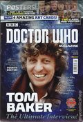 Doctor Who (1979-Present Marvel UK) Magazine 501P