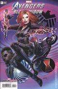 Marvel's Avengers Black Widow (2020 Marvel) 1B
