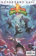 Mighty Morphin Power Rangers (2016 Boom) 49A