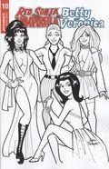 Red Sonja and Vampirella meet Betty and Veronica (2019 Dynamite) 10G