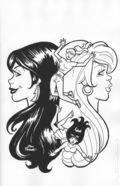 Red Sonja and Vampirella meet Betty and Veronica (2019 Dynamite) 10M