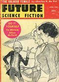 Future Science Fiction (1952-1960 Columbia Publications) Pulp 48