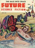 Future Science Fiction (1952-1960 Columbia Publications) Pulp 43