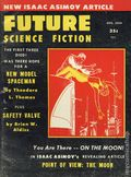 Future Science Fiction (1952-1960 Columbia Publications) Pulp 44